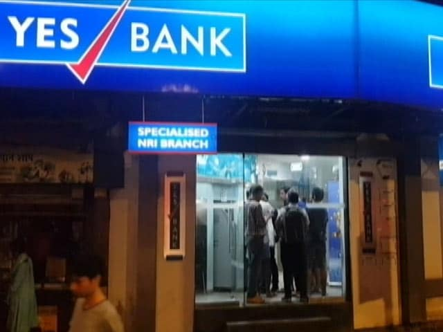 Video: Yes Bank Withdrawals Capped At Rs. 50,000, RBI Takes Over Board