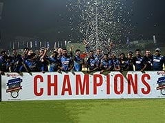 3rd ODI: Sri Lanka Win Thriller Against West Indies To Seal Series Sweep