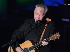 "Grammy-Winning US Singer John Prine In ""Critical"" Condition With Coronavirus"