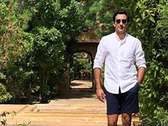 Rahul Khanna Brings Spring To Instagram And The Comments Are Everything