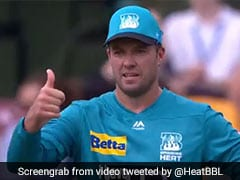 Watch: BBL Team Brisbane Heat Turn Old Match Clips Into A Hilarious COVID-19 Awareness Video
