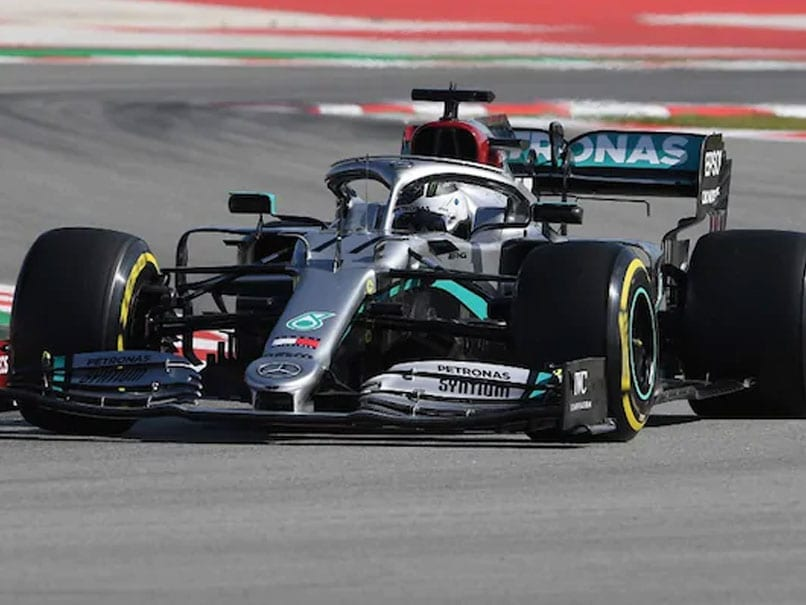 F1 Team Mercedes Makes Breathing Device Designs Available In Coronavirus Fight