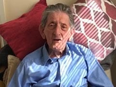 92-Year-Old In Self-Isolation Becomes Viral Star After Singing Online