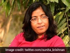 """Test Results For Coronavirus Negative,"" Tweets Activist Sunitha Krishnan"