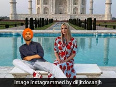 After Diljit Dosanjh Photoshops Picture With Her, Ivanka Trump Replies
