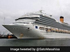 Malaysia, Thailand Bar Cruise Ship With 2,000 On Borad Over Coronavirus Fears