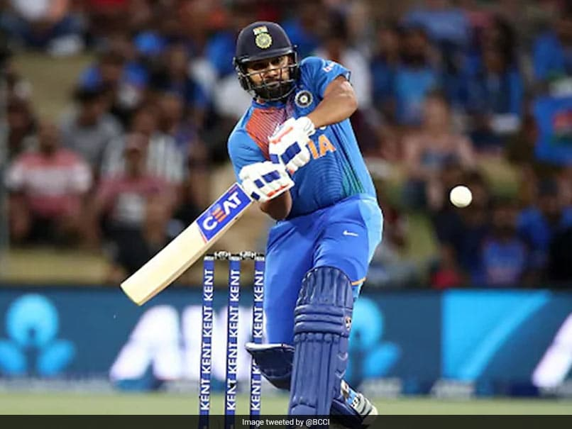 "Rohit Sharma ""Only Player Capable"" Of Scoring Double-Century In T20 Format: Brad Hogg"