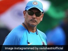 """Crucial Phase This"": Ravi Shastri Urges People To Stay Indoors Amid Coronavirus Pandemic"