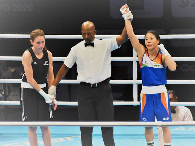 Asian Olympic Qualifiers: Mary Kom One Win Away From Qualifying For Tokyo 2020