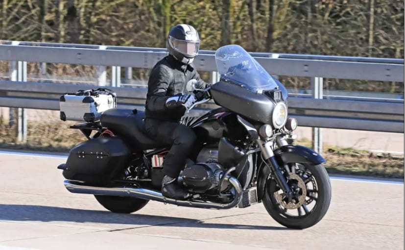 2020 BMW R18 Cruiser Revealed In Latest Spy Shots