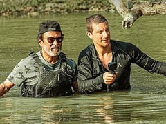"Rajinikanth On <i>Into The Wild With Bear Grylls</i>, Twitter Says ""Age Is Just A Number"""