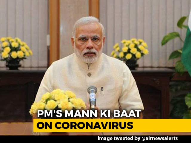 """Video : """"Lockdown Is For Your Protection, You've To Show This Patience For Many More Days"""": PM"""