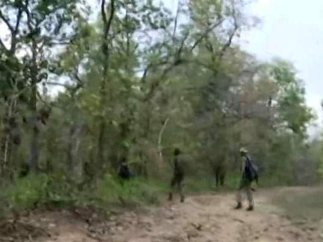 Video : 17 Security Officials Killed By Maoists In Chhattisgarh's Sukma