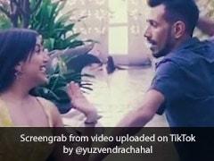 लड़की ने युजवेंद्र चहल के साथ किया ऐसा मजाक, क्रिकेटर ने उठा दिया हाथ... देखें TikTok Viral Video
