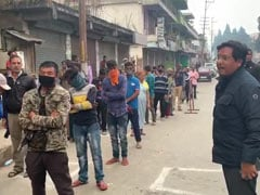 Watch: On Meghalaya Streets, Chief Minister Urges People To Practice Social Distancing