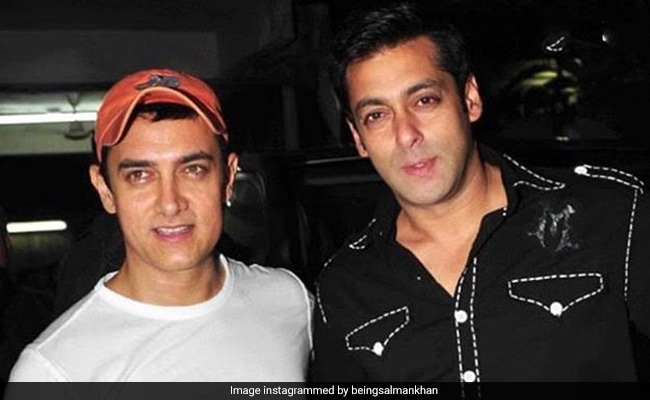 ICYMI: Salman Khan's Birthday Wish For Aamir Khan Is Simple And Sweet