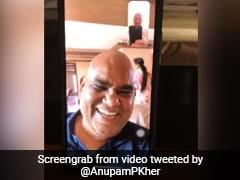 अनुपम खेर ने अनिल कपूर के साथ बनाया Video तो इस एक्टर को हुई जलन, बोले- तेरे प्यार का आसरा चाहता हूं...