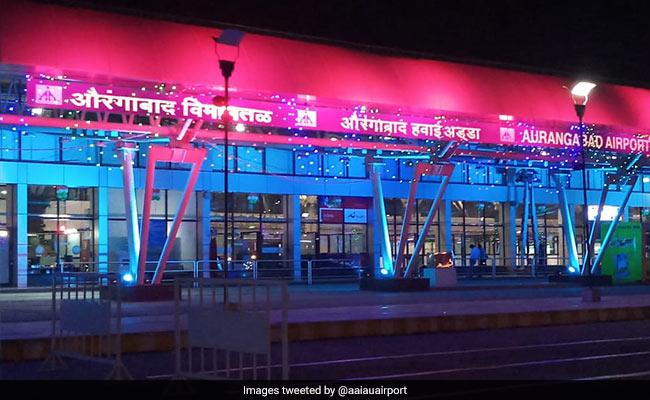 Aurangabad Airport Renamed As Chhatrapati Sambhaji Maharaj Airport