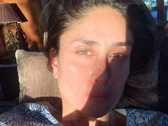 The Internet Loves Kareena Kapoor's Sun-Kissed Pic