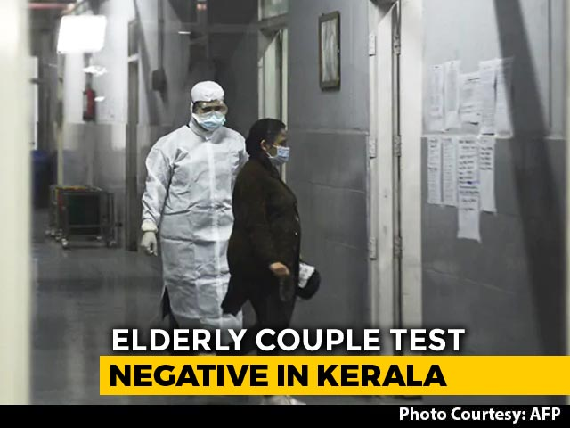 """Video : """"Brought Back To Life"""": Kerala Couple, 93 And 88, Recover From COVID-19"""