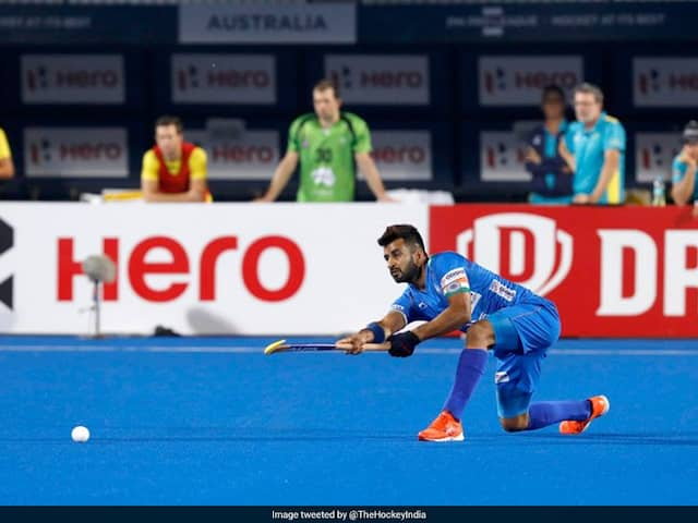 Manpreet Singh, Rani Rampal Nominated For Hockey India Player Of The Year Award