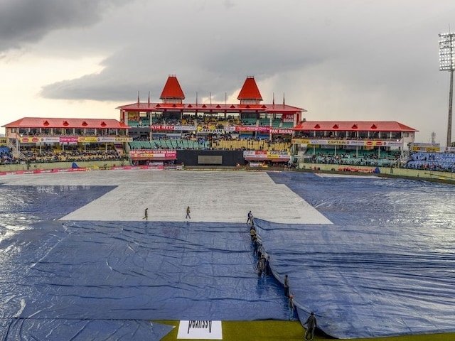 India vs South Africa 1st ODI Live Score, IND vs SA Live Match Today: India Take On South Africa In Dharamsala Amid Rain Worries