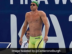 "COVID-19 ""Worst Virus Ive Ever Endured"": Olympic Gold Medallist Swimmer Cameron Van Der Burgh"