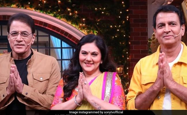 33 Years Of Ramayan: Arun Govil, Deepika Chikhalia And Sunil Lahri Reunite On The Kapil Sharma Show