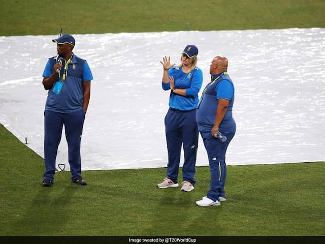 Womens T20 World Cup: South Africa Set Up Semifinal With Australia After Washout Against West Indies