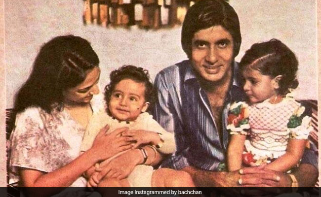 Shweta Bachchan Nanda Has Been A Fashionista Since Forever - Proof In Brother Abhishek's Birthday Wish