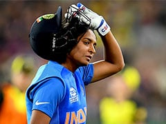 """""""Need To Play With More Focus In Big Games"""", Says Harmanpreet Kaur After Losing T20 World Cup Final"""