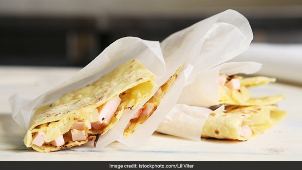 Lockdown Cooking: Craving For Something Junk? This Crispy Aloo-Jeera Wrap Can Be A Perfect Evening Snacks