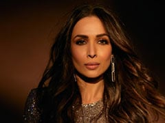 Malaika Arora Raised The Glam Quotient In A Sequin Dress