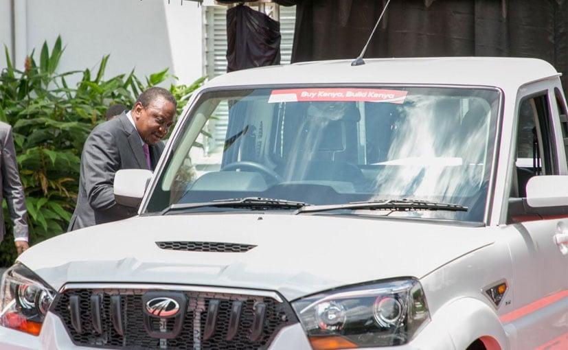 Mahindra Launches Locally Assembled Pick-ups In Kenya