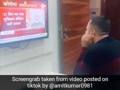 TikTok Viral Video: पीएम मोदी का Live भाषण सुन लड़के ने पकड़ लिए कान, कही ऐसी बात...