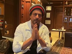 """Please Don't Panic"": Shah Rukh Khan's Special Appeal To Fans Amid Coronavirus Outbreak"