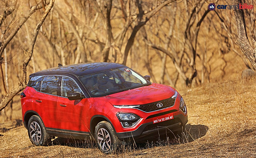 The Tata Harrier now gets a 2.0-litre BS6 diesel engine mated to a six-speed automatic transmission.