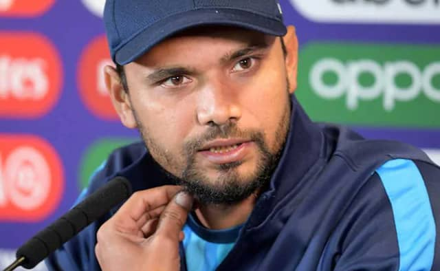 Former captain Mashrafe Mortaza makes big allegation against Bangladesh cricket board