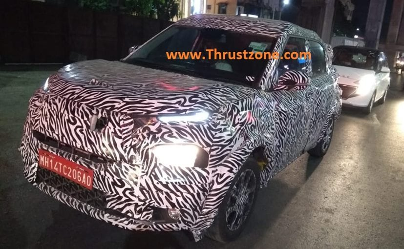 Tata HBX SUV unveiled at the Auto Expo 2020 is 90 per cent close to the actual production car