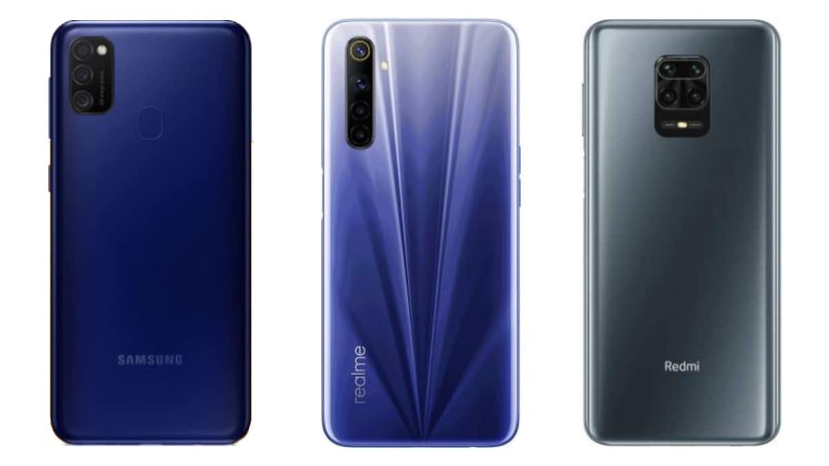 Samsung Galaxy M21, Realme 6 और Redmi Note 9 Pro में कौन है बेहतर?