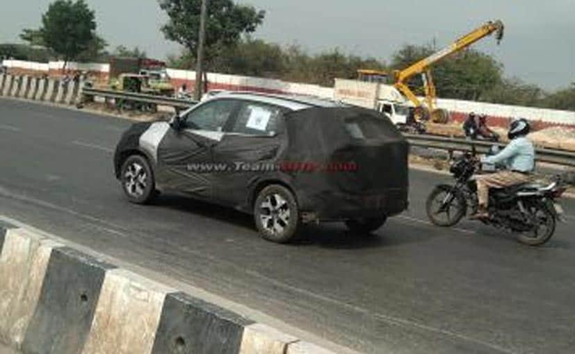 किआ मोटर इंडिया ने ऑटो एक्सपो 2020 में सोनेट कॉन्सेप्ट शोकेस किया था