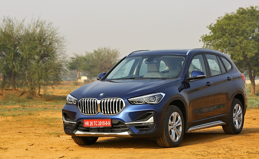 2020 BMW X1 Facelift Review
