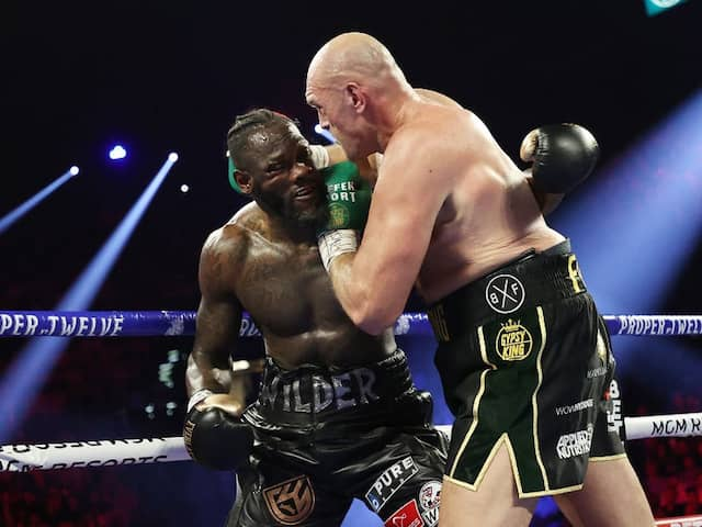 Deontay Wilder Exercises Rematch Clause For 3rd Fight With Tyson Fury: Reports