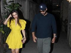 Malaika Arora Went To Mom Joyce's Birthday With Son Arhaan And Plus-One Arjun Kapoor