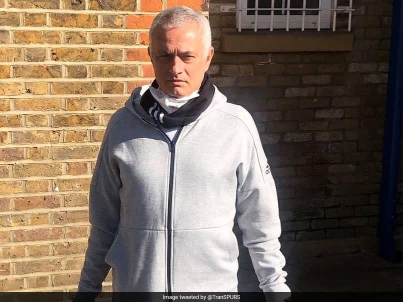 Watch: Jose Mourinho Joins Community Service, Delivers Essentials To Quarantined Elderly Amid Coronavirus Crisis