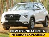 Video: All New Hyundai Creta: Interior Explained