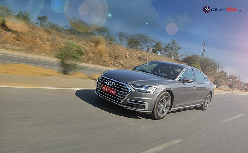 The all-new Audi A8 L has been launched in India as a completely built unit (CBU).