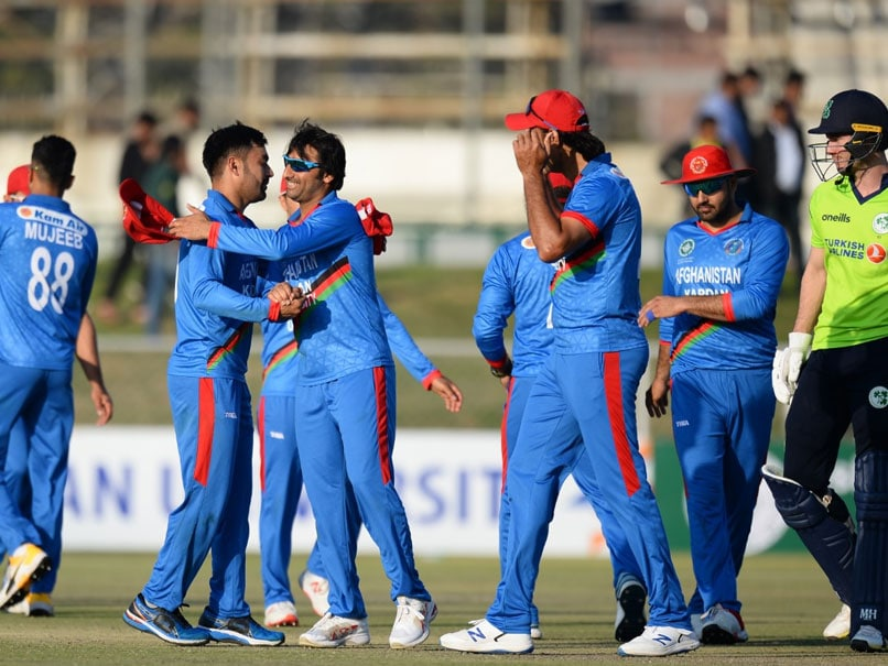 Afghanistan Seals T20I Series Win Against Ireland