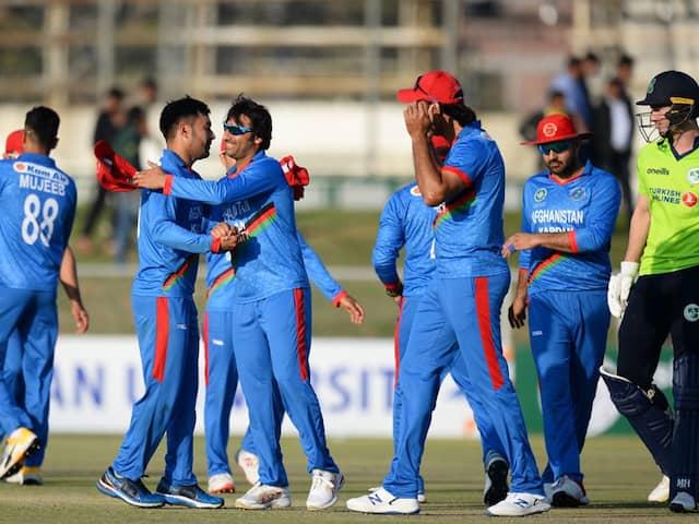 Afghanistan vs Ireland: Afghanistan Seals T20I Series Win Against Ireland