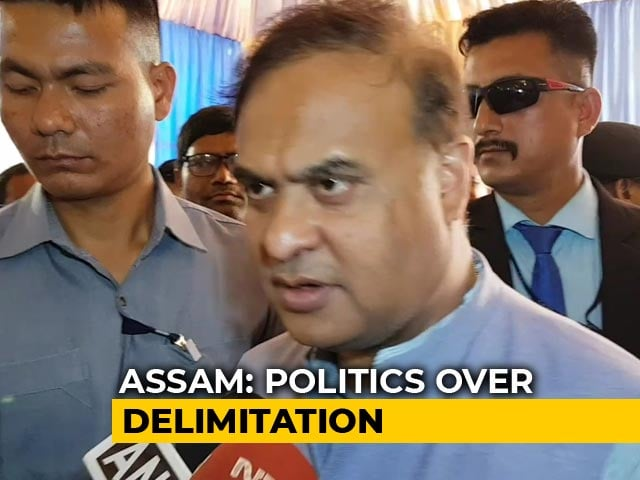 Video : High Hopes For BJP Over Assam Delimitation, Opposition Wary